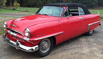 1953 Plymouth Convertible