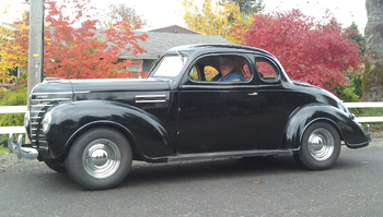 Willis 1939 coupe