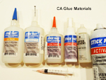 CA Adhesives